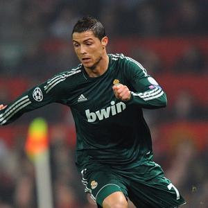 Ronaldo hints at Real Madrid rift