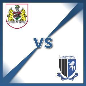 Gillingham away at Bristol City - Follow LIVE text commentary