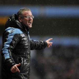 Villa will be fine insists Lambert after Wigan defeat