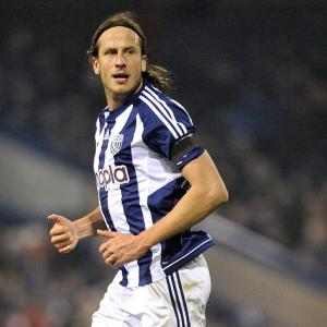 Jonas Ollson insists hes happy at West Brom