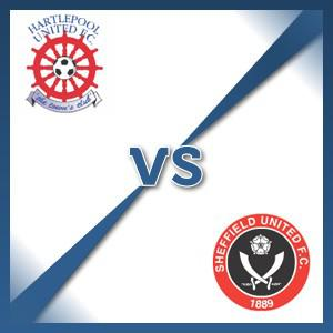 Hartlepool United V Sheffield United - Follow LIVE text commentary