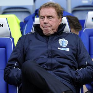 Redknapp: QPR hasn't been easy