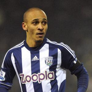 West Brom boss Steve Clarke: Don't barrack Odemwingie