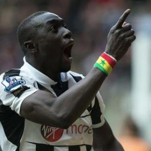 Newcastle boss Alan Pardew acknowledges Cisse strike