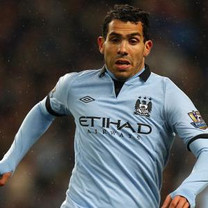 Barry: Problems do not faze Tevez