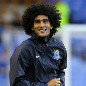 Fellaini paid way to United