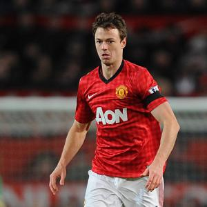 Johnny Evans could be fit for Manchester United return
