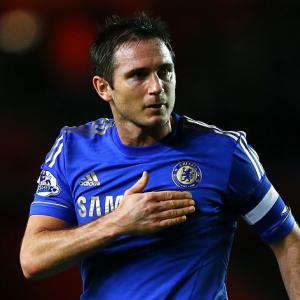 Lampard delights Benitez