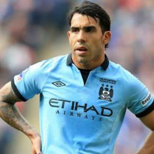 Man City, Juve confirm Tevez transfer