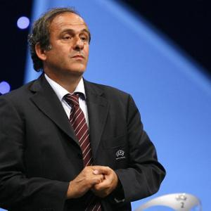 UEFA president Michel Platini considers scrapping Europa League