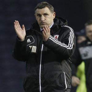 Mowbray retains faith in Boro players