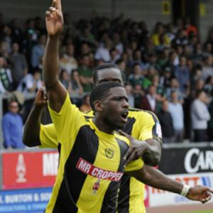 Burton Albion 1-0 Crewe: Match Report