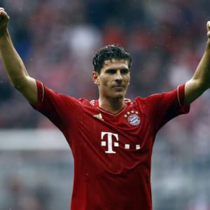 Chelsea target Mario Gomez set for 17million Napoli move?