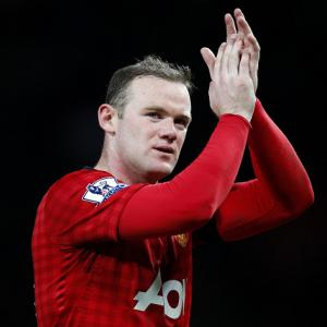 Rooney given goalscoring challenge