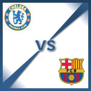 Barcelona away at Chelsea - Follow LIVE text commentary