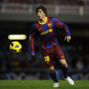 Chelsea looking for Spanish magic in Sergi Roberto 