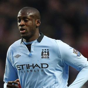 Toure: Fergie exit could help City