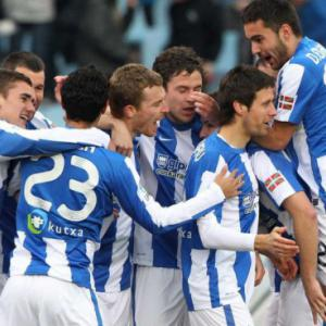 Sociedad claim fourth and return to Champions League