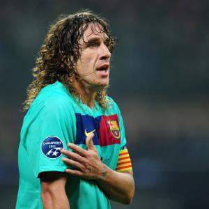 Injury-plagued Puyol rules out retirement
