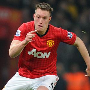 Phil Jones absent from United open training