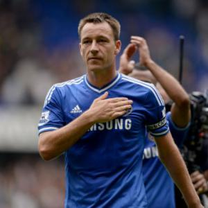 Terry struggled with 'self-esteem', says Mourinho
