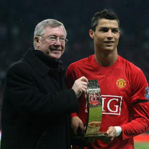 Ferguson: Ronaldo unlikely to re-sign for United