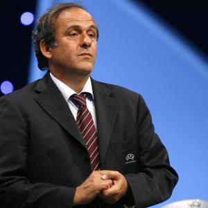 Platini rules out FIFA role