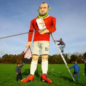 Elevenses - Footballing effigies are the future of Bonfire Night