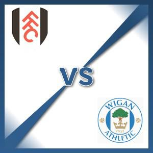Fulham V Wigan Athletic - Follow LIVE text commentary
