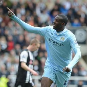 Mancini insists Toure happy at City