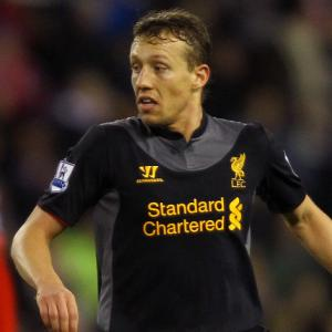 Liverpool midfielder Lucas believes good times will return to Anfield