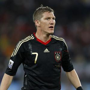Schweinsteiger fit to face Italy, insists Loew