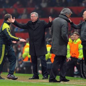 Mike Phelan says, 'Ferguson was distraught over defeat'