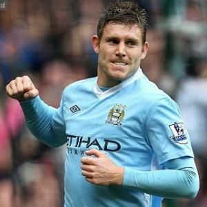 Player of the day: James Milner