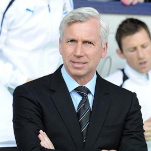 Pardew pleased with Magpies draw
