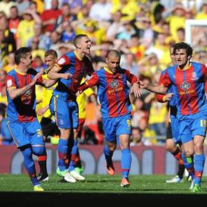 Palace secure Premier League promotion