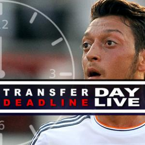 Transfer Deadline Day: LIVE