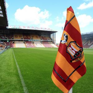 Bradford reinstated in the FA Cup after successful appeal