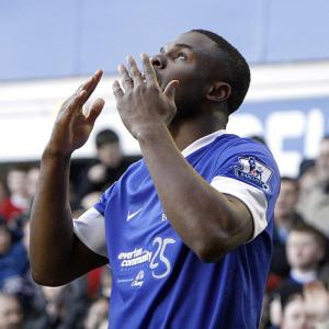 Anichebe - Jelavic needed a rest