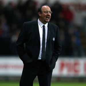 Benitez looking for strong finish