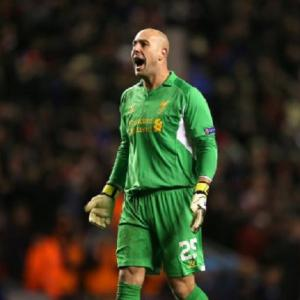 Liverpool considering keeper options