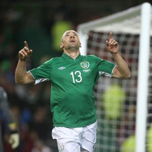 Austria snatch dramatic draw in Dublin