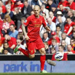 Skrtel future set to be sorted