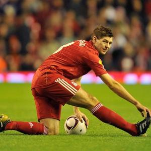 Gerrard Injury Latest