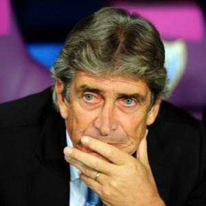 Pellegrini impressed by City squad