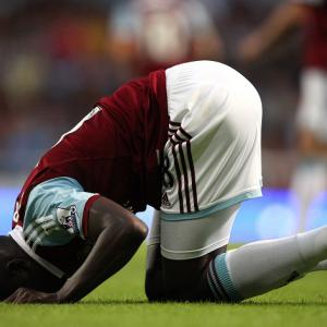 West Ham's Alou Diarra faces season on sidelines