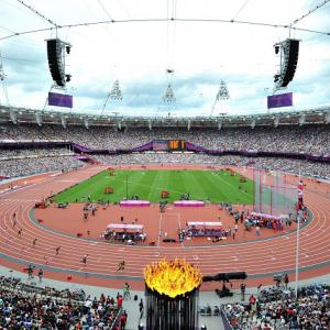 Boris Johnson 'positive' over Olympic Stadium