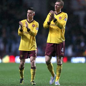 Koscielny has confidence in Per Mertesacker