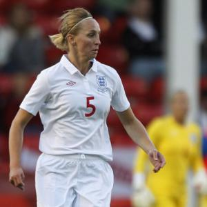 Ex-England and Arsenal womens skipper Faye White retires