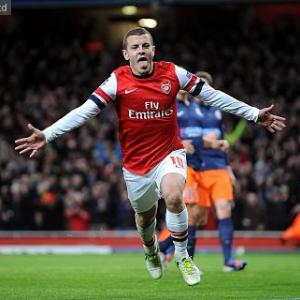Arsenal Boss says Wilshere will be fine after injury scare